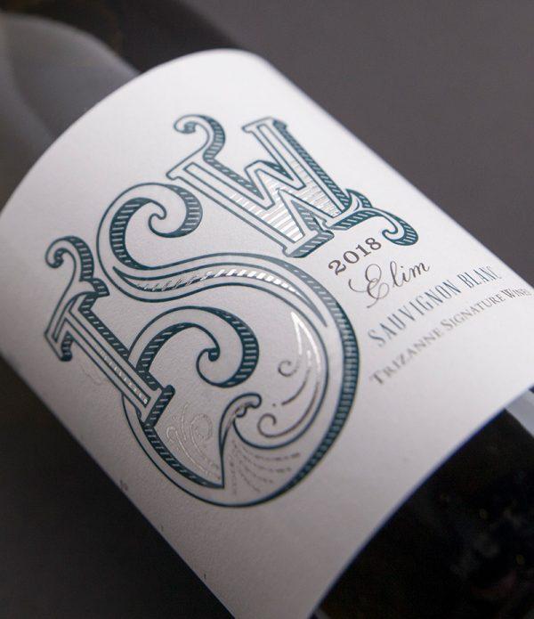Trizanne Signature Wines - Elim Sauvignon Blanc 2018
