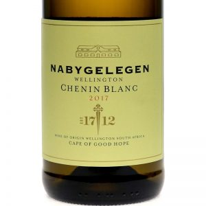 Nabyglegen Chenin Blanc Good Wine Shop