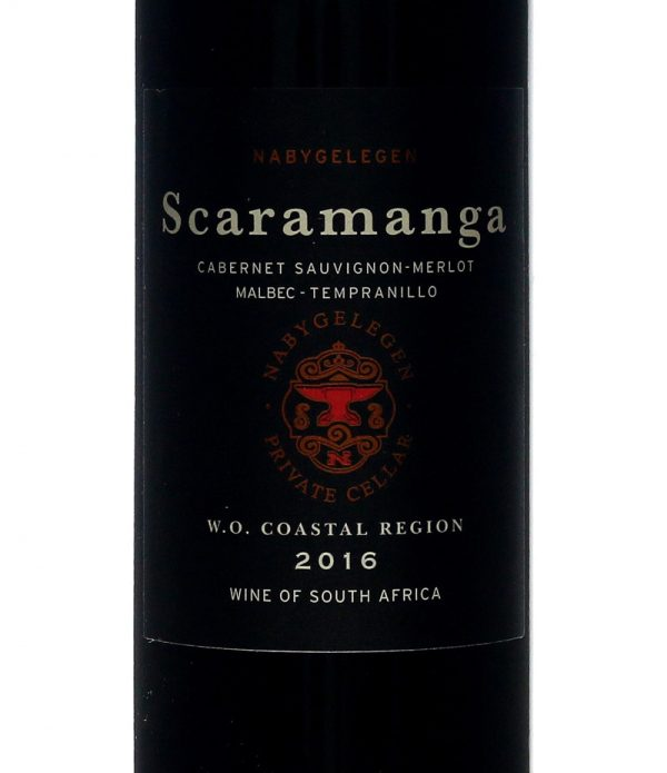 Nabygelegen Scaramanga Red Good Wine Shop