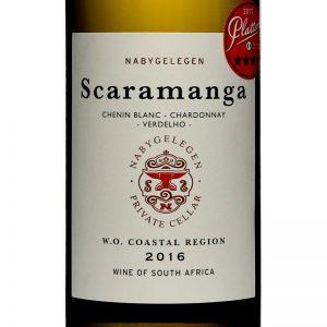Nabygelen Scaramange White Good Wine Shop
