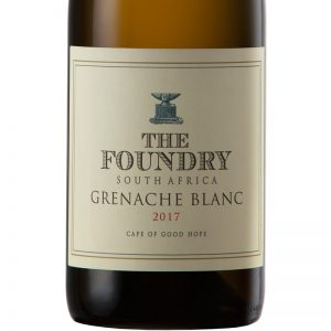 The Foundry Grenache Blanc 2017 Good Wine Shop