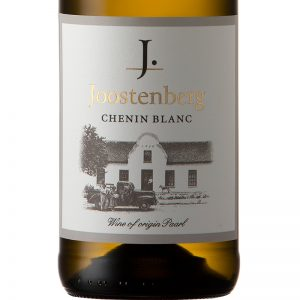 Joostenberg Chenin Blanc, Tyrrel Myburgh, Good Wine Shop