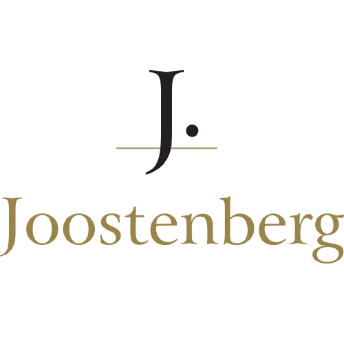 Joostenberg Wines logo, Tyrrel Myburgh, - Good Wine Shop