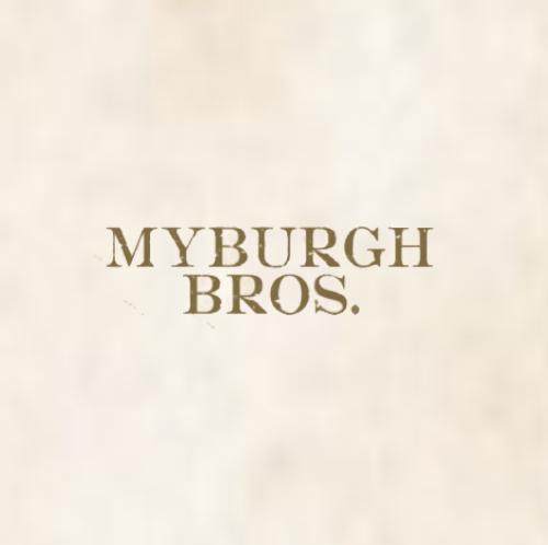 Myburgh Bros wine logo