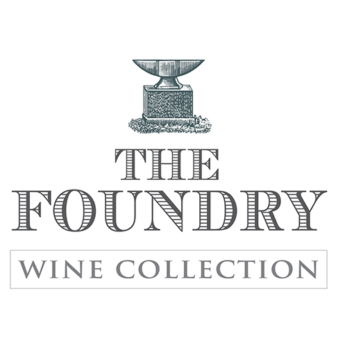 The Foundry logo - good wine shop