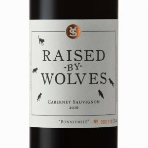 Raised by Wolves 2016 Cabernet Sauvignon Good Wine Shop