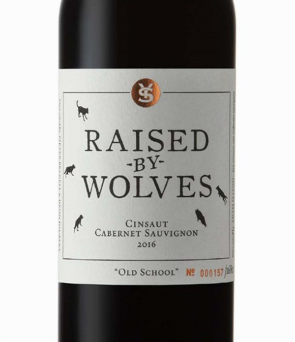 Raised by Wolves Old School Cinsaut 2016 Good Wine Shop
