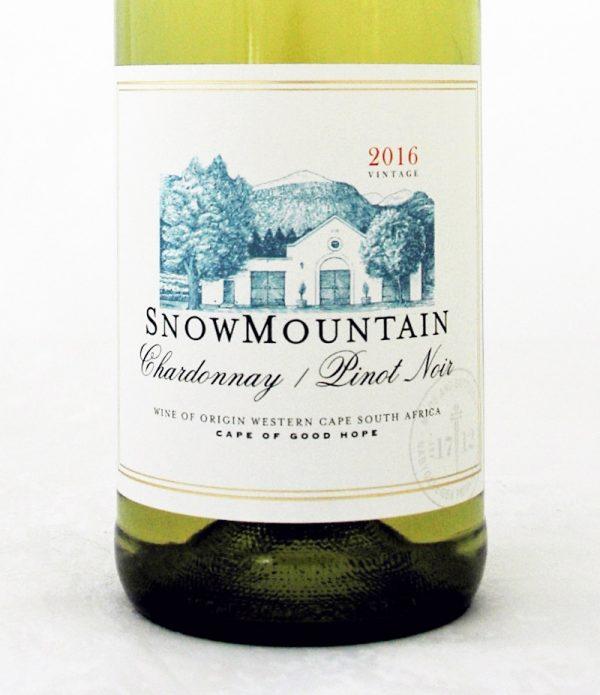 Snow Mountain Chardonnay Pinot Noir 2017 Good Wine Shop
