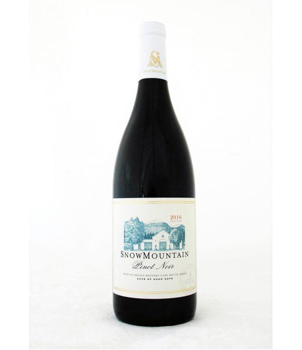 Snow Mountain Pinot Noir 2017 Good Wine Shop