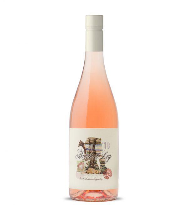 Van Loggereberg Break-a-leg Blanc de Noir Good Wine Shop