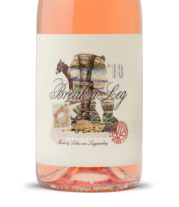 Van Loggerenberg Break-a-leg Blanc de Noir Good Wine Shop