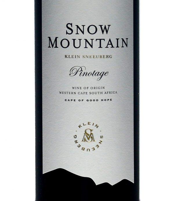 Snow Mountain Klein Sneeuberg Pinotage Good Wine Shop