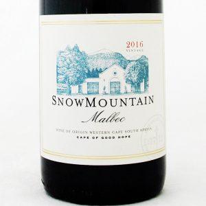 Snow Mountain Malbec Good Wine Shop