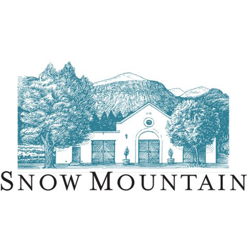 Snow Mountain logo Good Wine Shop