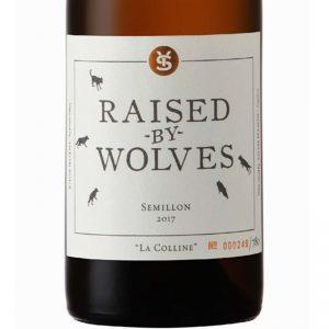 Raised by Wolves La Colline Semillion Gris 2017 Good Wine Shop