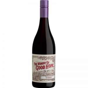 Radford Dale Winery of Good Hope Mountainside Syrah 2017 Good Wine Shop