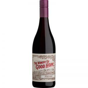 Radford Dale Winery of Good Hope Whole Berry Pinotage 2018 Good Wine Shop