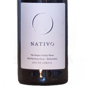 Nativo Red Hughes Family Wine label