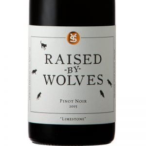GWS Raised by Wolves Limestone Pinot Noir. - Adam Mason winter wine