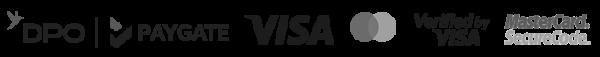 Paygate brand logos
