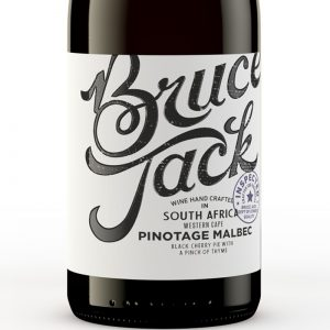 Good Wine Shop Bruce Jack Pinotage Malbec