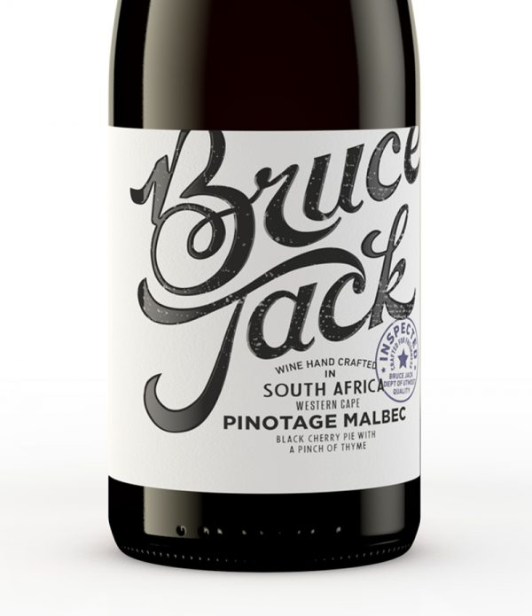 Good Wine Shop Bruce Jack Pinotage Malbec
