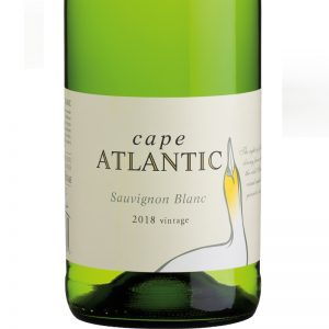 Good Wine Shop Cape Atlantic Sauvignon Blanc Label