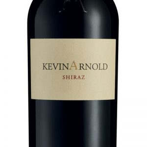 Good Wine Shop Kevin Arnold Shiraz Label