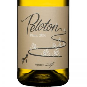 Good Wine Shop Painted Wolf Peloton Blanc Label
