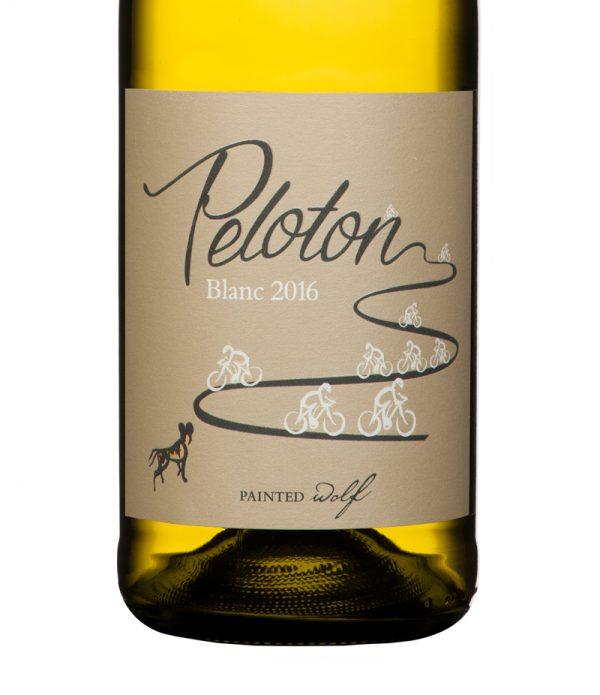 Good Wine Shop Painted Wolf Peloton Blanc Label