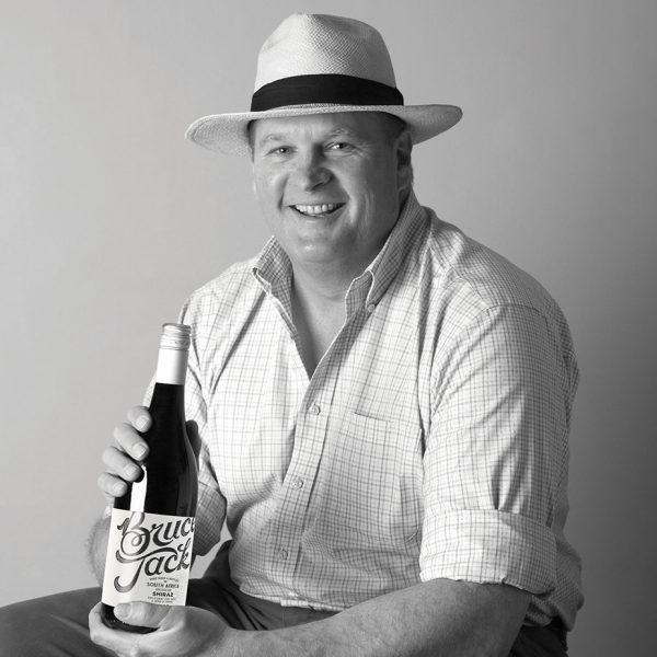 Bruce Jack winemaker portrait