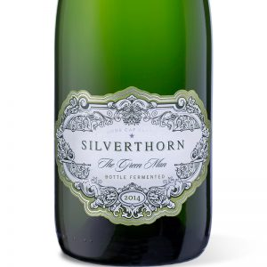 GWS Silverthorn The Green Man Label