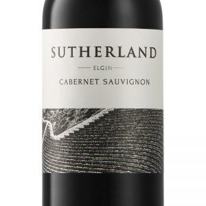 GWS Sutherland Cabernet Sauvignon Label