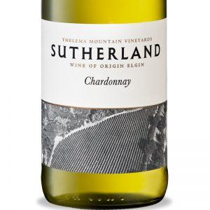GWS Sutherland Chardonnay Label