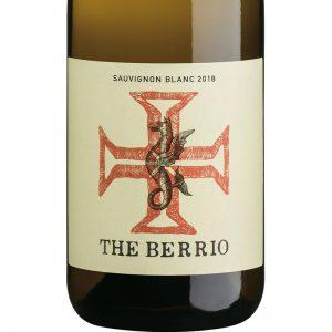 GWS The Berrio Sauvignon Blanc Label