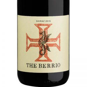GWS The Berrio Shiraz Label