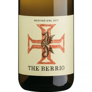 GWS The Berrio Weathergirl Label