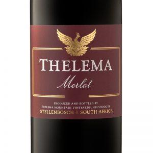 GWS Thelema Merlot Label