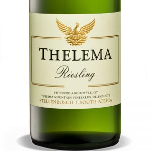 GWS Thelema Riesling Label