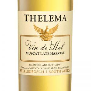 GWS Thelema Vin De Hel Label