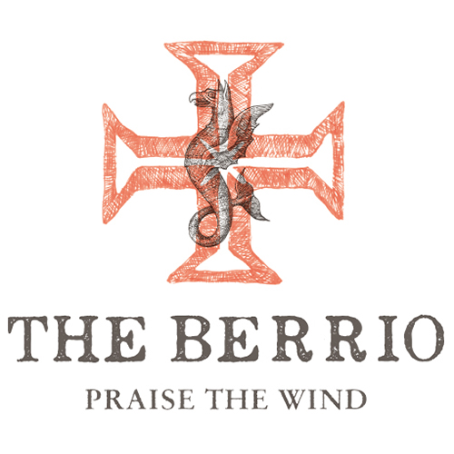 The Berrio winery logo Praise the Wind