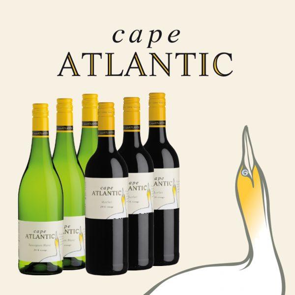 Cape Atlantic Mixed Case of 6 wines