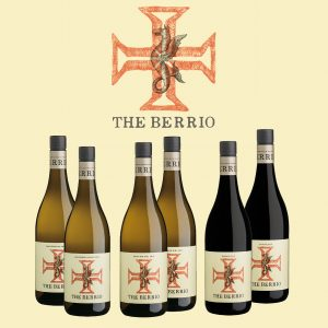 The Berrio (Elim) mixed case of 6 wines