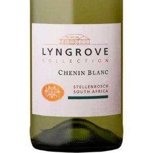 GWS Lyngrove Chenin Blanc Label
