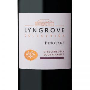 GWS Lyngrove Pinotage Label