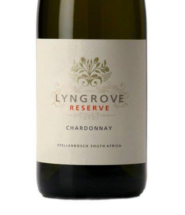 GWS Lyngrove Reserve Chardonnay Label