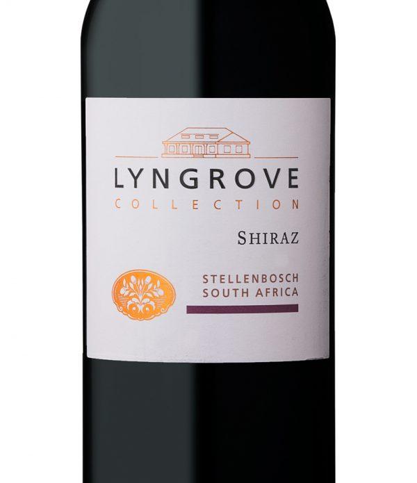 GWS Lyngrove Shiraz Label